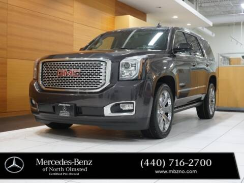 2016 GMC Yukon for sale at Mercedes-Benz of North Olmsted in North Olmstead OH