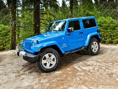 2011 Jeep Wrangler for sale at Mercedes-Benz of North Olmsted in North Olmstead OH