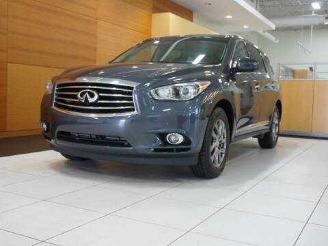2013 Infiniti JX35 for sale at Mercedes-Benz of North Olmsted in North Olmstead OH