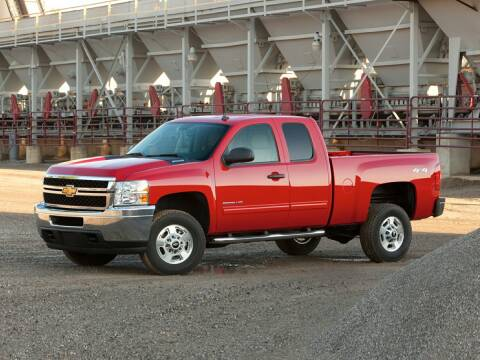 2011 Chevrolet Silverado 3500HD for sale at Mercedes-Benz of North Olmsted in North Olmstead OH