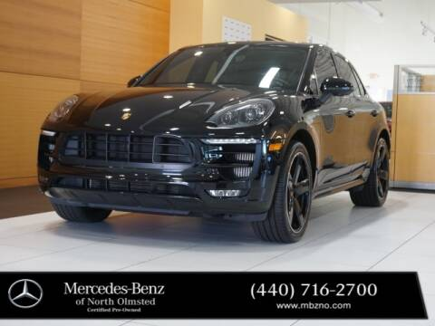 2017 Porsche Macan for sale at Mercedes-Benz of North Olmsted in North Olmstead OH