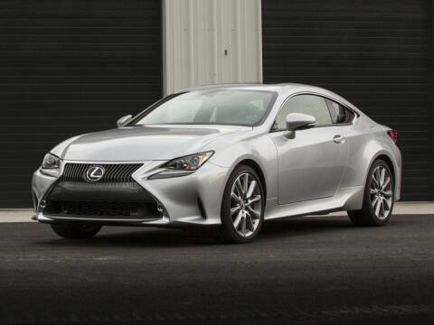 2019 Lexus RC 350 for sale at Mercedes-Benz of North Olmsted in North Olmstead OH
