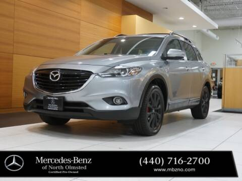 2015 Mazda CX-9 for sale at Mercedes-Benz of North Olmsted in North Olmstead OH