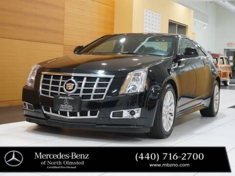 2013 Cadillac CTS for sale at Mercedes-Benz of North Olmsted in North Olmstead OH