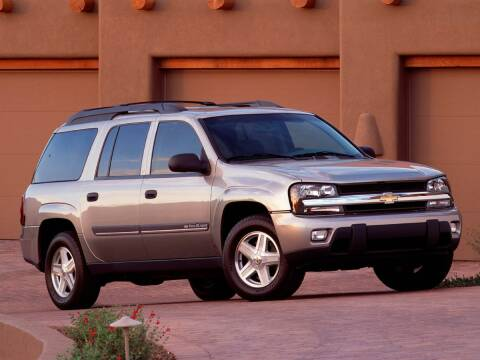 2006 Chevrolet TrailBlazer EXT for sale at Mercedes-Benz of North Olmsted in North Olmstead OH