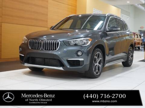 2016 BMW X1 for sale at Mercedes-Benz of North Olmsted in North Olmstead OH