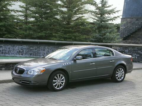 2007 Buick Lucerne for sale at Mercedes-Benz of North Olmsted in North Olmstead OH