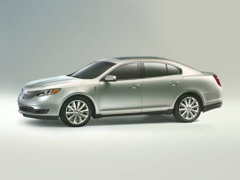 2014 Lincoln MKS for sale at Mercedes-Benz of North Olmsted in North Olmstead OH