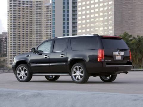 2012 Cadillac Escalade ESV for sale at Mercedes-Benz of North Olmsted in North Olmstead OH