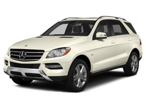 2014 Mercedes-Benz M-Class for sale at Mercedes-Benz of North Olmsted in North Olmstead OH