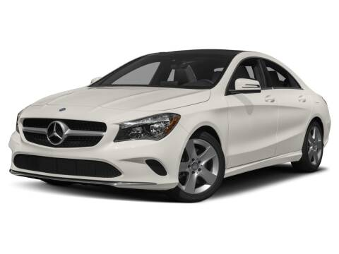 2018 Mercedes-Benz CLA for sale at Mercedes-Benz of North Olmsted in North Olmstead OH