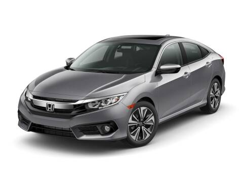 2016 Honda Civic for sale at Mercedes-Benz of North Olmsted in North Olmstead OH