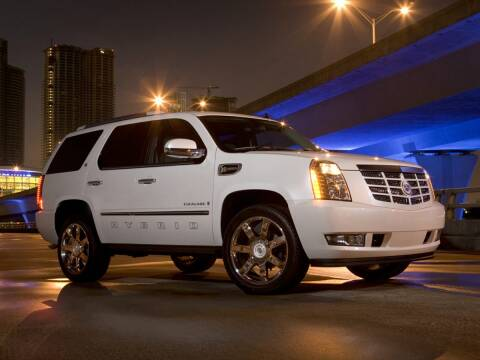 2009 Cadillac Escalade for sale at Mercedes-Benz of North Olmsted in North Olmstead OH