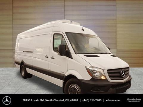 2016 Mercedes-Benz Sprinter Cargo for sale in North Olmstead, OH
