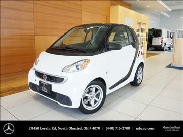 2014 Smart fortwo for sale in North Olmstead, OH