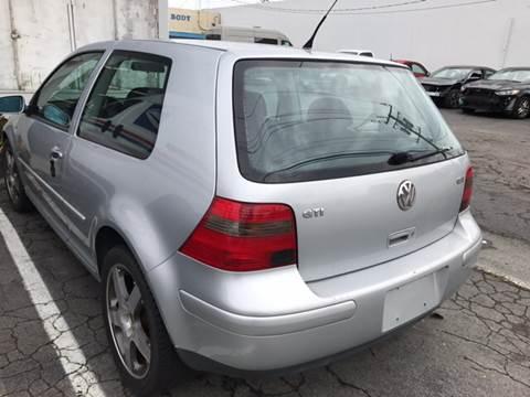 2002 Volkswagen GTI for sale in Redwood City, CA