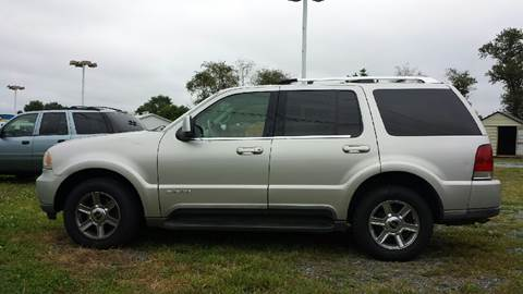 2004 Lincoln Aviator for sale in Middletown, DE