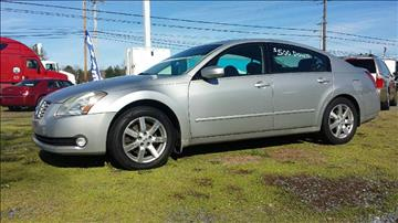 2006 Nissan Maxima for sale in Middletown, DE