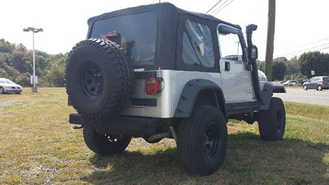 2006 Jeep Wrangler for sale in Middletown, DE