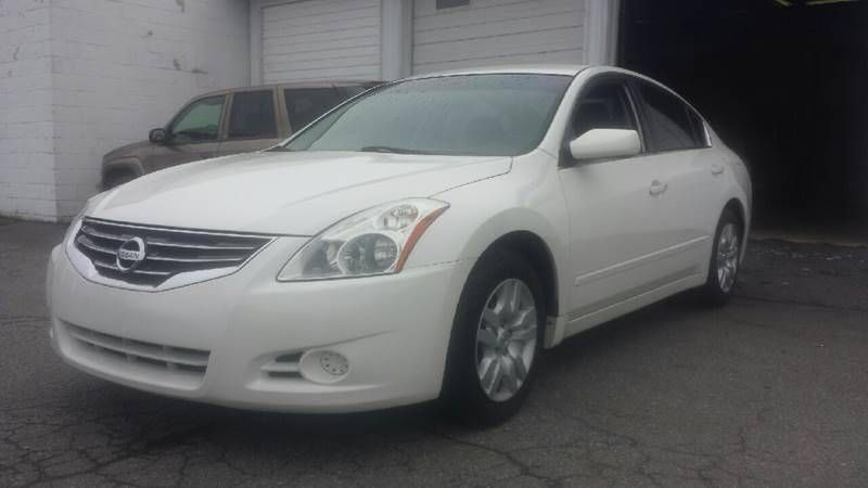 2010 Nissan Altima For Sale At Burkholder Motors In Middletown DE