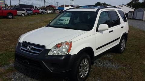 2005 Honda CR-V for sale in Middletown, DE