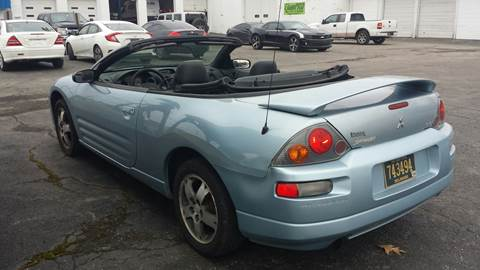 2004 Mitsubishi Eclipse Spyder for sale in Middletown, DE