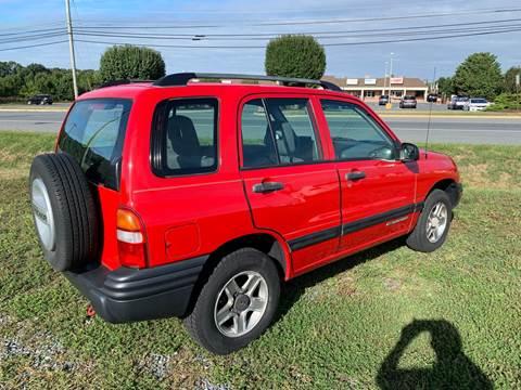 2003 Chevrolet Tracker for sale in Middletown, DE
