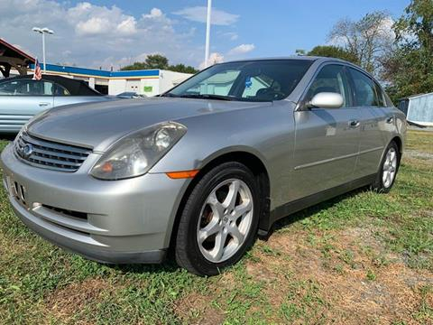 2004 Infiniti G35 for sale in Middletown, DE