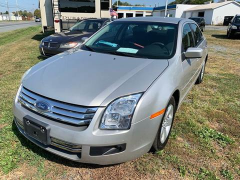 2007 Ford Fusion for sale in Middletown, DE