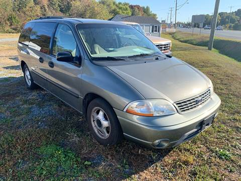 2003 Ford Windstar for sale in Middletown, DE