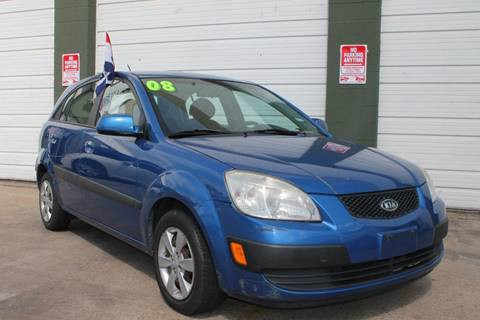 2008 Kia Rio5 for sale in Houston, TX