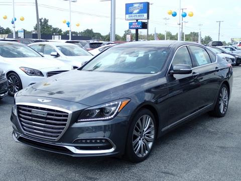 2018 Genesis G80 for sale in Merrillville, IN