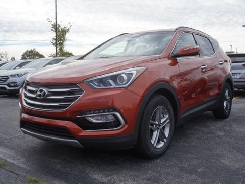 2018 Hyundai Santa Fe Sport for sale in Merrillville, IN