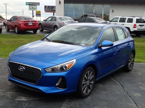 2018 Hyundai Elantra GT for sale in Merrillville, IN