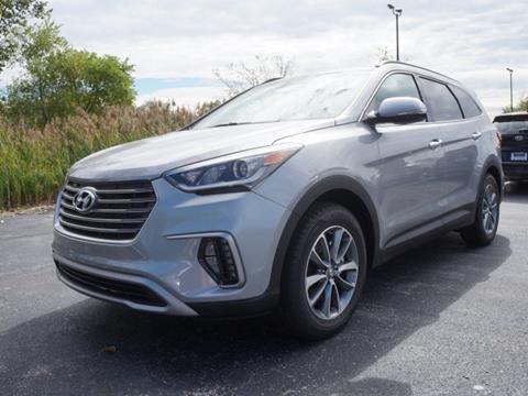 2018 Hyundai Santa Fe for sale in Merrillville, IN