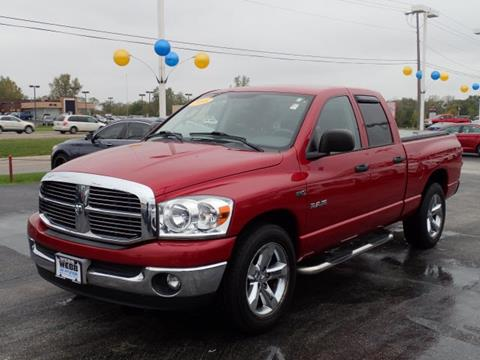 2008 Dodge Ram Pickup 1500 for sale in Merrillville, IN