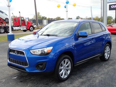 2015 Mitsubishi Outlander Sport for sale in Merrillville, IN