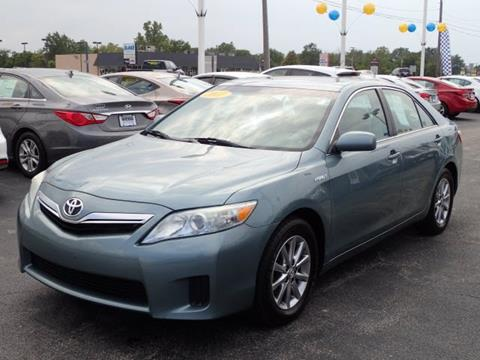 2011 Toyota Camry Hybrid for sale in Merrillville, IN