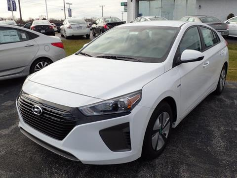 2017 Hyundai Ioniq Hybrid for sale in Merrillville, IN