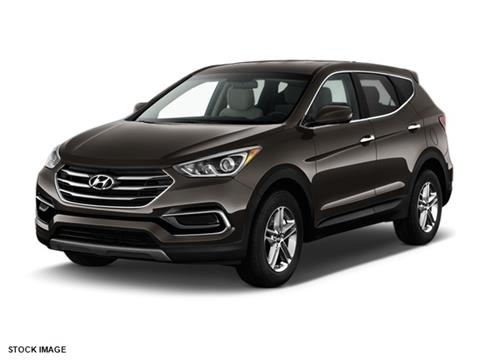 2018 Hyundai Santa Fe Sport for sale in Merrillville, IN