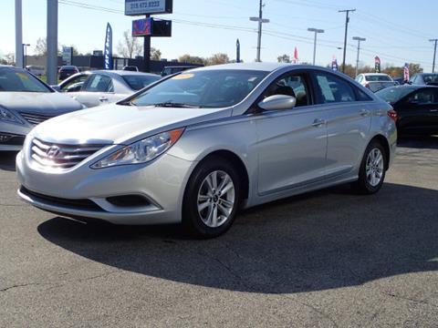 2013 Hyundai Sonata for sale in Merrillville, IN