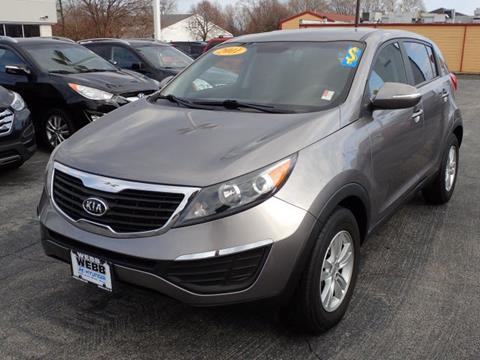2011 Kia Sportage for sale in Merrillville, IN