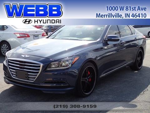 2016 Hyundai Genesis for sale in Merrillville, IN