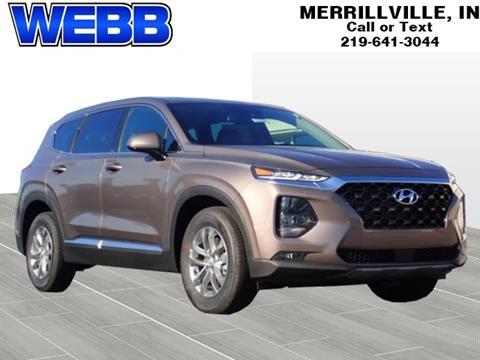 2019 Hyundai Santa Fe for sale in Merrillville, IN