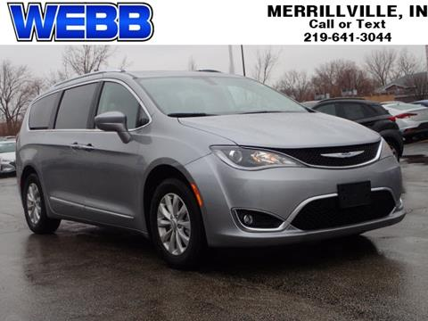 2019 Chrysler Pacifica for sale in Merrillville, IN