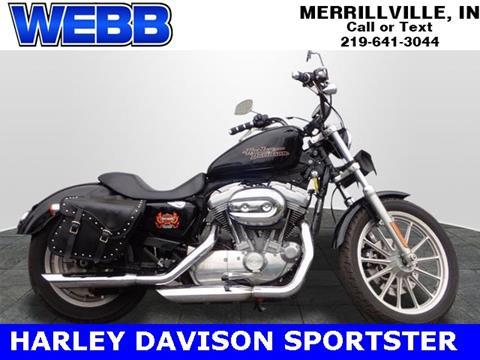 2008 Harley-Davidson Sportster for sale in Merrillville, IN