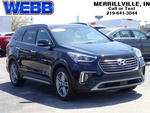 2019 Hyundai Santa Fe XL for sale in Merrillville, IN