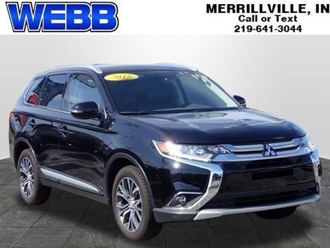 2018 Mitsubishi Outlander for sale in Merrillville, IN