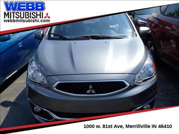 2017 Mitsubishi Mirage for sale in Merrillville, IN