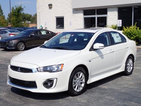 2016 Mitsubishi Lancer for sale in Merrillville, IN